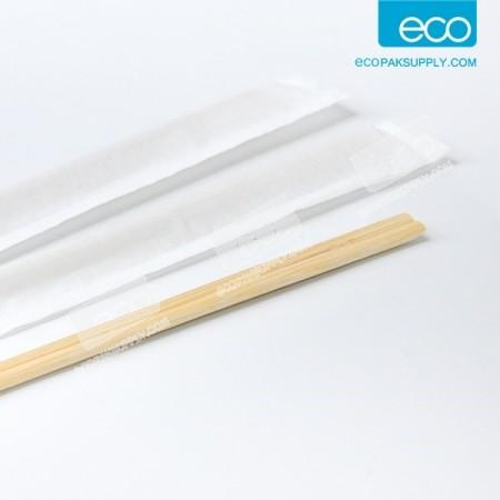 ตะเกียบหัวตัด 24 cm ในซองกระดาษ
