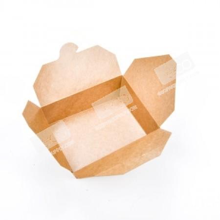 กล่องอาหารคราฟ-16 cm